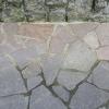 očiščen porfido kamen