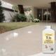 brezbarvna impregnacija ali zaščita kamna, betona