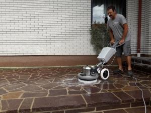 čiščenje cementa