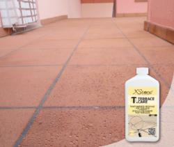 zaščita keramičnih ploščic na terasi